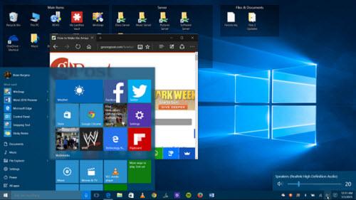 """Windows 10 được niêm yết giá, """"đóng gói"""" trong USB - 2"""