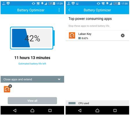 Tự động kích hoạt chế độ tiết kiệm pin khi mức pin xuống thấp
