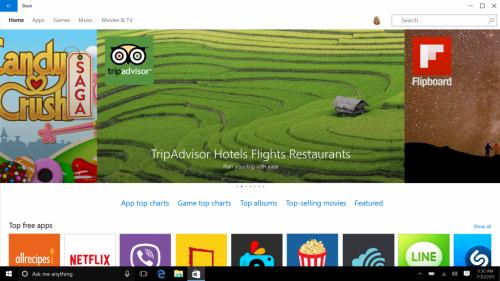 Windows 10 chính thức phát hành, cho cập nhật miễn phí - 3