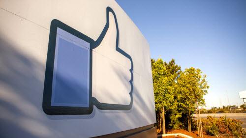 Lượng truy cập báo mạng thông qua Facebook đã vượt Google - 1