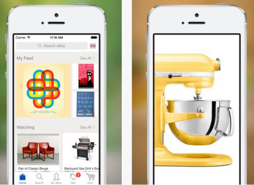 Những ứng dụng mua sắm trực tuyến nên thử - 2