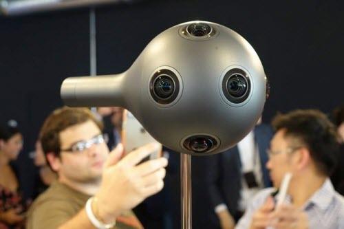 Nokia sản xuất mẫu camera kỳ lạ cho Hollywood - 1