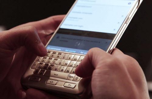 Đánh giá bàn phím rời cho Samsung Galaxy Note 5 - 1