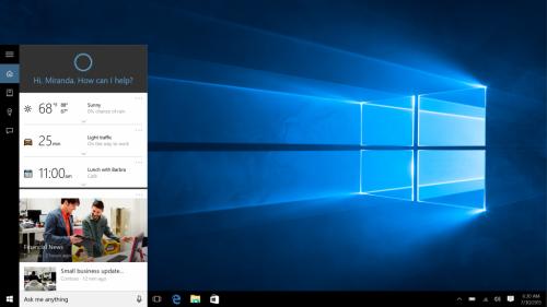Windows 10 chính thức phát hành, cho cập nhật miễn phí - 1