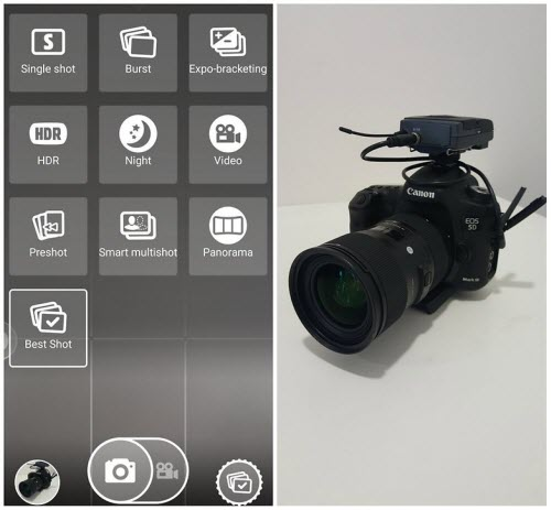 5 ứng dụng camera tốt nhất cho Android - 2
