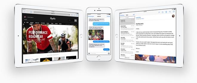 Những nâng cấp đáng giá trên iOS 9 - 10