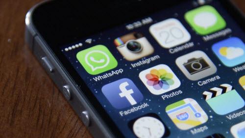 Người dùng dành thời gian cho ứng dụng di động nhiều hơn xem TV - 1