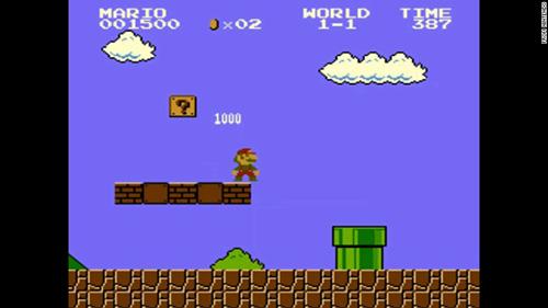 Game Super Mario tròn 30 tuổi: Một thời để nhớ - 1