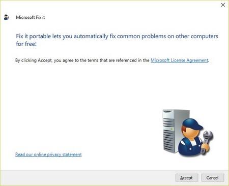 Tự động xác định và khắc phục các lỗi gặp phải trên Windows