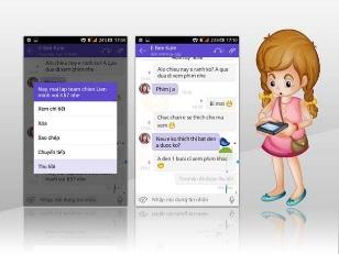 Với tính năng này, người dùng sẽ không phải lo lắng vì đã lỡ gửi nhữngtin nhắn không mong muốn.