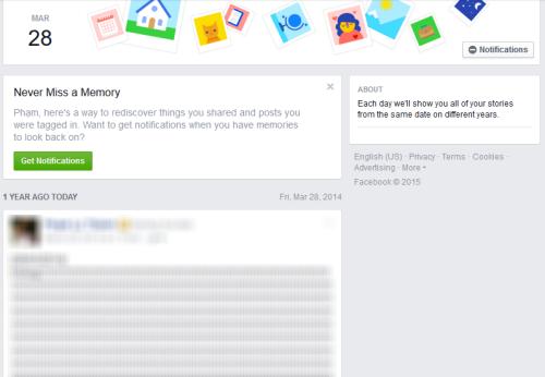 """Facebook có gì """"hot"""" trong năm 2015? - 6"""