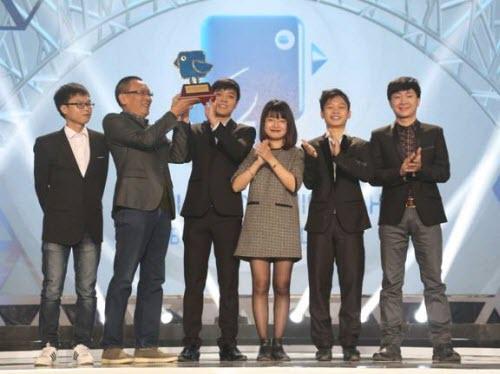 Chung kết Giải thưởng Chim Xanh 2015 qua ảnh - 12